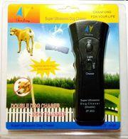 Ультразвуковой отпугиватель собак ZF 853E. Защита от агрессивных собак
